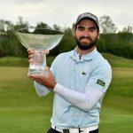 19 05 12 Antoine Rozner campeon en el Prague Golf Challenge del Challenge Tour