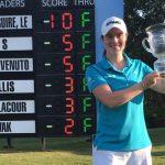 19 05 18 Leona Maguire campeona en el Symetra Classic del Symetra Tour