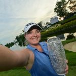 19 05 26 Bronte Law campeona en el Pure Silk Championship de la LPGA
