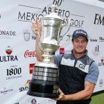 19 05 26 Drew Nesbitt campeon en el 60 Abierto Mexicano de Golf del PGA Tour Latinoamerica