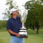 19 05 26 Ken Tanigawa campeon en el Senior PGA Championship del Staysure y Champions Tour