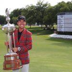 19 05 26 Kevin Na campeon en el Charles Schwab Challenge del PGA Tour