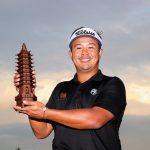19 05 26 Kevin Techakanokboon campeon en el Nantong Championship del PGA Tour China