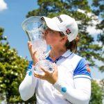19 05 26 Nuria Iturrioz campeona en el Zimmer Biomet Championship del Symetra Tour
