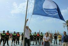 Alicante recupera la Bandera Azul de la playa de Tabarca tras más de una década de reivindicación