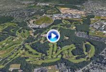 Conozca a vista de pájaro el «terrorífico» Bethpage Black, sede del US PGA donde estarán 5 españoles