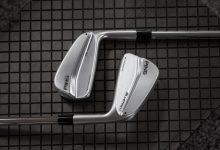 PING presenta el nuevo hierro forjado Blueprint indicado para golfistas 'hábiles y experimentados'
