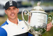 Koepka se repone del susto y se impone en un PGA Championship con más emoción de la esperada