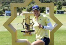 Céline Herbin se impone en La Reserva con un gran final. Mª Parra y Carmen Alonso comparten 6ª plaza