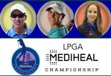 Ciganda, Muñoz y Recari, a por una victoria en la LPGA que se resiste hace ya más de dos años