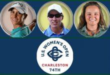 Arranca la gran fiesta del US Open Femenino con 3 españolas en el campo, Carlota, Azahara y Fátima