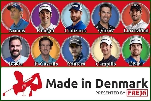 Tras el US PGA, el Tour Europeo hace escala en el Made in Denmark. 10 españoles en busca del título