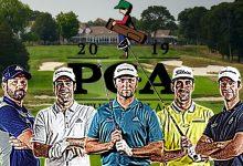 Rahm, García, Cabrera, Campillo y Otaegui son los 5 españoles a la caza del US PGA, 2º Grande del año