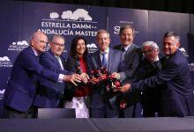 Estrella Damm será el patrocinador principal del Andalucía Masters para los próximos cinco años