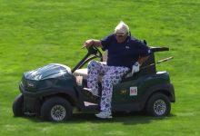 La R&A no le dará un buggy a Daly para jugar The Open. «El desafío debe de ser igual para todos»