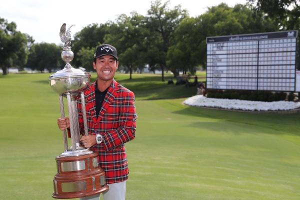 El jugador de ascendencia asiática vuelve a ganar casi un año después. Foto: @PGATour