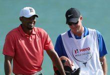 Un amateur paga 75 mil dólares por llevarle la bolsa a Tiger durante el Pro-Am del Hero World