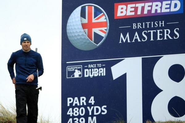 El joven jugador inglés es líder con una gran exhibición de juego. Foto: @EuropeanTour