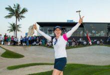 ¡Y otra más! Nuria Iturrioz extiende los días dulces de la Armada con un triunfo prestigioso en Dubái