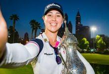 Nuria Iturrioz ya es la tercera mejor española en el ranking mundial tras superar a Beatriz Recari