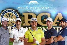 OpenGolf y Meliá Villaitana vuelven a unir sus fuerzas para llevarles a casa el PGA Championship