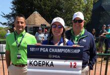 7 datos que se registraron este sábado en el US PGA Champ. y que usted (probablemente) no conocía