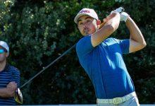Sebastián García obtiene, prácticamente, la tarjeta del Challenge 2020 tras terminar 2º en Golf Valdeluz