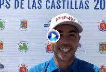 Sebastián García con pie y medio en el Challenge: 'Ojalá pudiera acabar segundo en todos los torneos'