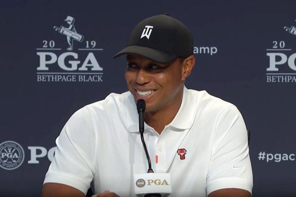 """Tiger apunta a la Presidents Cup, aunque descarta hacerlo público: """"Me siento en forma y sin dolor"""""""