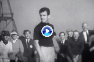 ¿Recuerdas… el primer Hoyo en Uno retransmitido por TV? Su autor fue Tony Jacklin en el año 1967