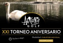 Alicante Golf celebra su XXI Torneo Aniversario. Las previsiones apuntan que habrá un lleno absoluto