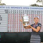 19 06 02 Jeongeun Lee6 campeona en el US Womens Open de la LPGA