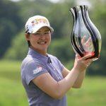 19 06 02 Min Lee campeona en el Valley Forge Invitational del Symetra Tour