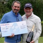 19 06 09 Peter Baker campeon en el Senior Open Hauts de France del Staysure Open