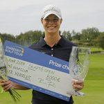 19 06 15 Esther Henseleit campeona en el Skafto Open del LETAS