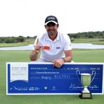 19 06 15 Gregory Molteni campeon en el Acaya Open del Alps Tour