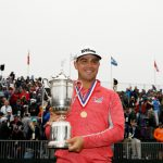 19 06 16 Gary Woodland campeon en el US Open