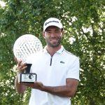 19 06 16 Robin Roussel campeon en el Hauts de France – Pas de Calais Golf Open del Challenge Tour
