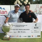 19 06 22 Lars van Meijel campeon en el Open de la Mirabelle dOr del Alps Tour