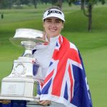19 06 23 Hannah Green campeona en el KPMG Womens PGA Championship de la LPGA