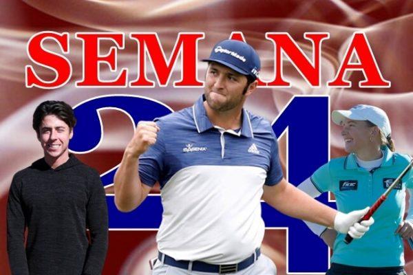 Rahm se lleva del US Open un 3er puesto y más de ½ mill. €. Anglés y Folch, Top 10 en Francia y Suecia