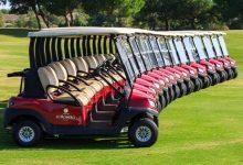 Lo Romero Golf apuesta por la movilidad eléctrica renovando su flota de buggies al Club Car Tempo