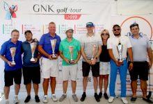 El GNK Golf Tour 2019 disputó la 3ª prueba de su competición anual en Alhama Signature