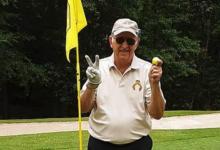 Un jugador de 81 años sorprende al mundo al lograr dos Hoyos en Uno con unos minutos de diferencia