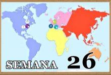 50 español@s, casi la mitad de ellos en Valderrama, se reparten por el mundo en busca del éxito