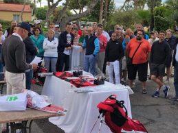 El Club Golf Valle de las Uvas celebró la penúltima prueba de la temporada 2018/2019 en El Plantío