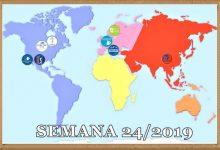 41 español@s buscan fortuna esta semana. EEUU, Francia, China, Italia y Suecia, destino de la Armada