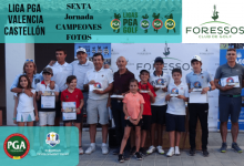Foressos Golf acogió la 6ª prueba de las Ligas PGA con lleno absoluto y mostrando su mejor cara
