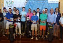 Alicante Golf celebró la XXI edición de su Torneo Aniversario con extraordinario éxito y participación