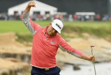 Woodland dio por zanjada este domingo una racha que le perseguía desde que debutó en el PGA Tour